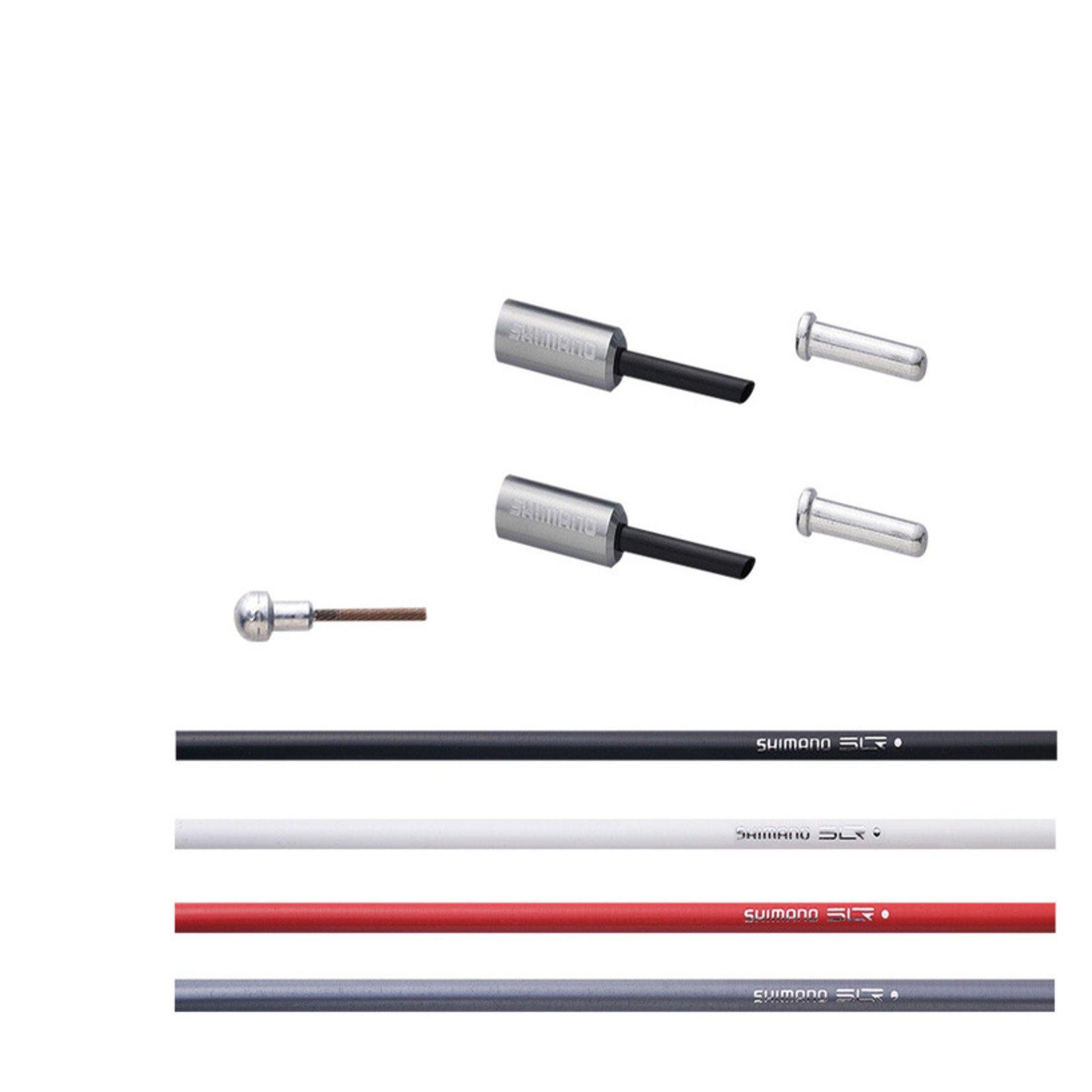Shimano BC-9000 Dura-Ace Road Brake Cable Set, Black