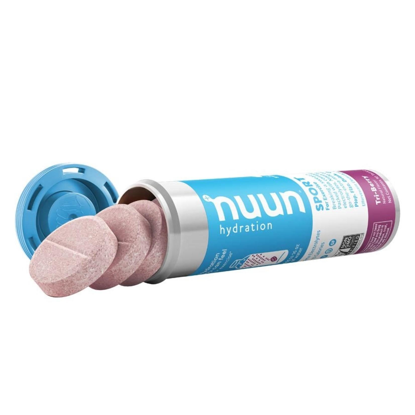 Nuun Nuun Sport Drink Mix Tablets 10 Servings