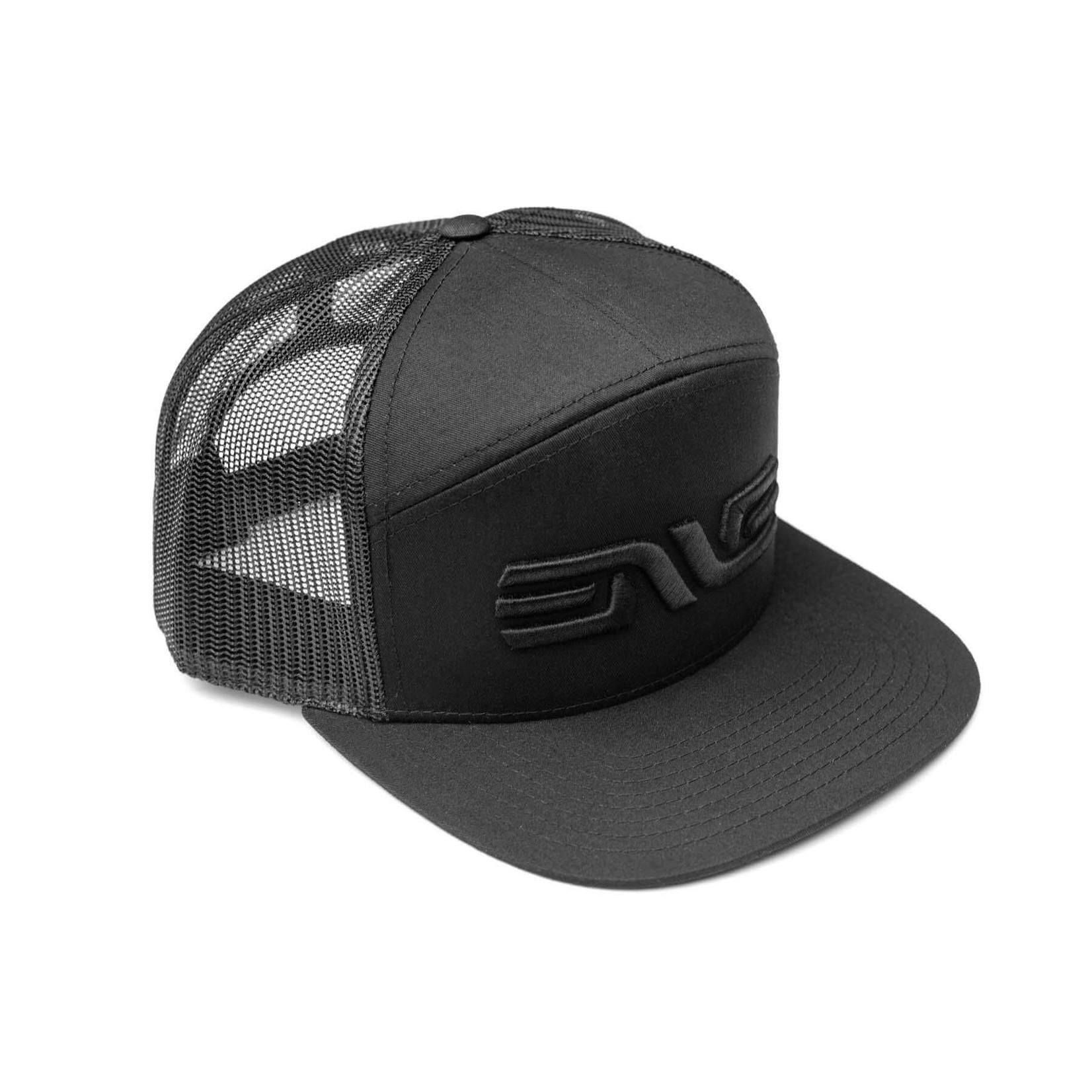 ENVE ENVE 7 Panel 3D Logo Hat Black