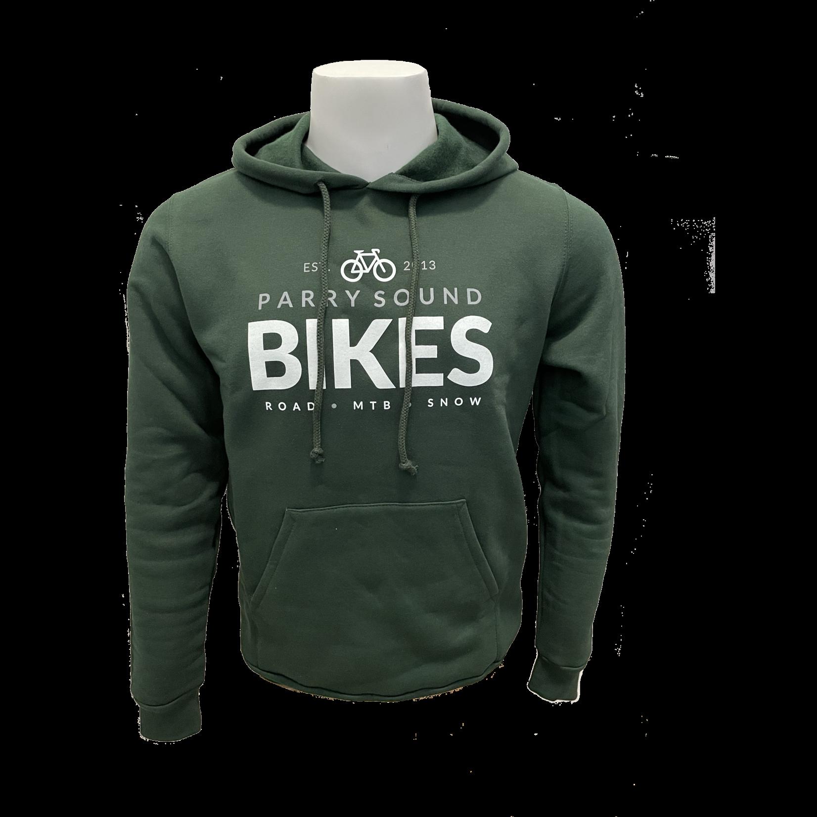 Parry Sound Bikes Parry Sound Bikes Logo Hoodie