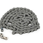 "Eclat Eclat Diesel BMX 1/2x1/8"" Chain 100 Links Silver"