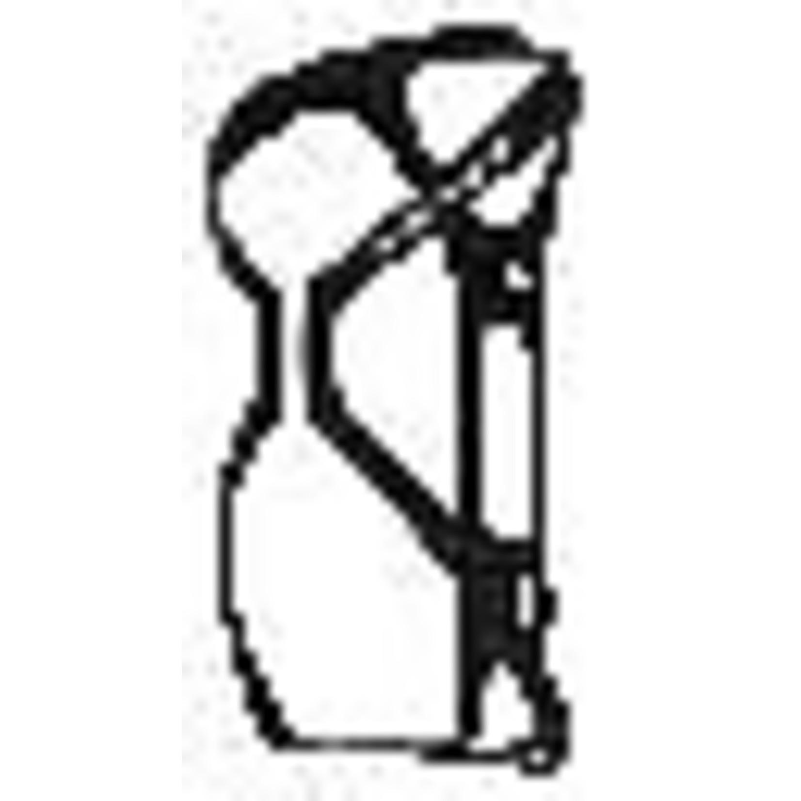 Blackburn Blackburn Clinch Carbon Bottle Cage, Gloss Black