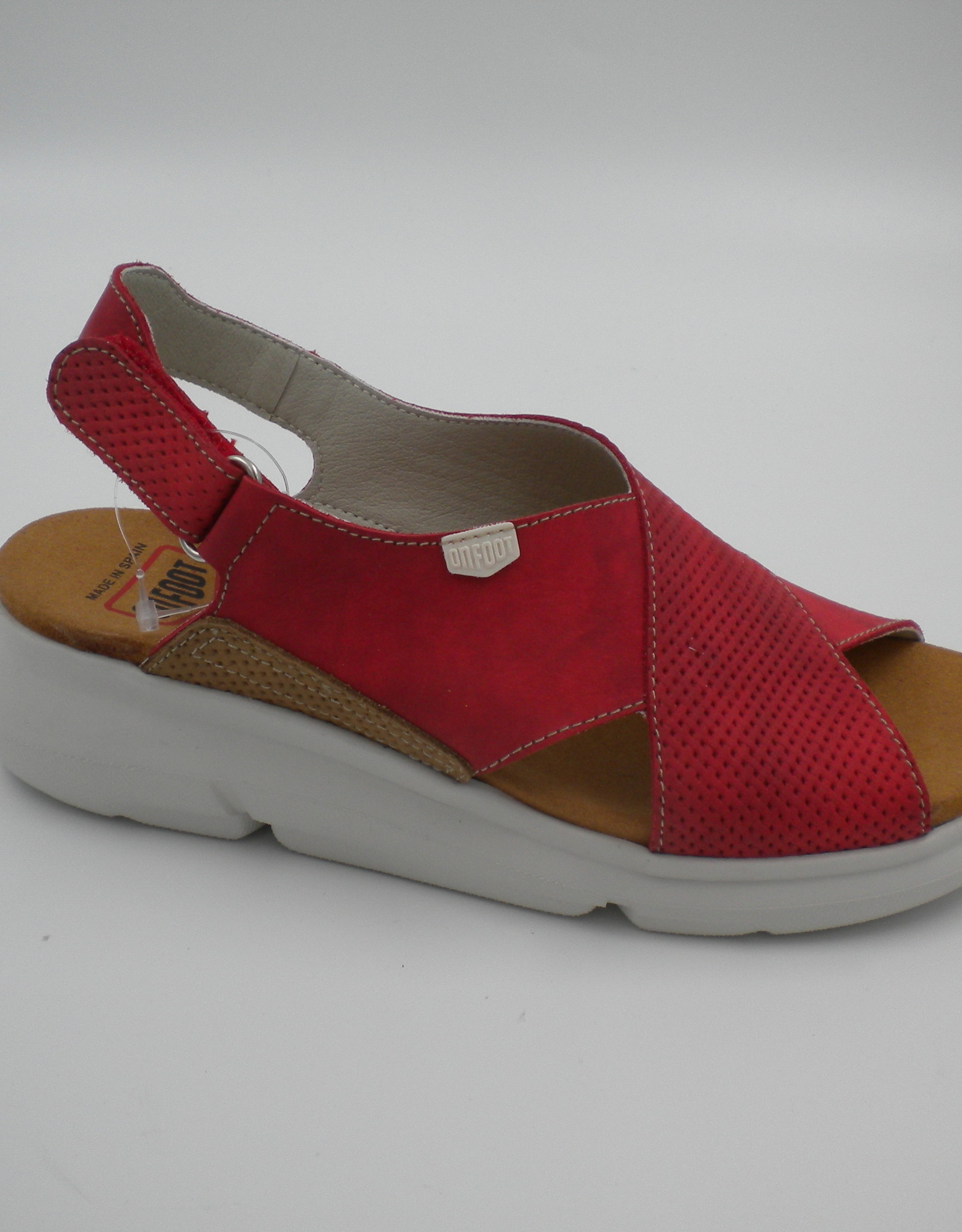 ON FOOT ON FOOT 90107 RED