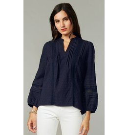 Greylin Barstow Cotton Blouse
