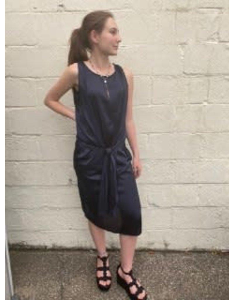 Zero Degrees Celsius Wrap Tank Dress