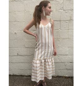 Monoplaza Stripe Maxi Dress