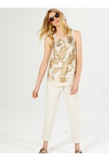 Vilagallo Sequin Tank