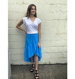 Stark Gauze Skirt