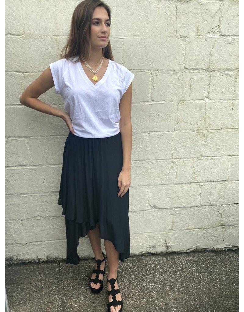 Zero Degrees Celsius Layered Skirt