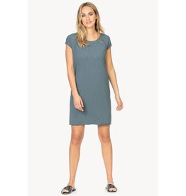 Lilla P Jewel Neck Dress