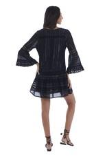 Allison Cotton Metallic Dress