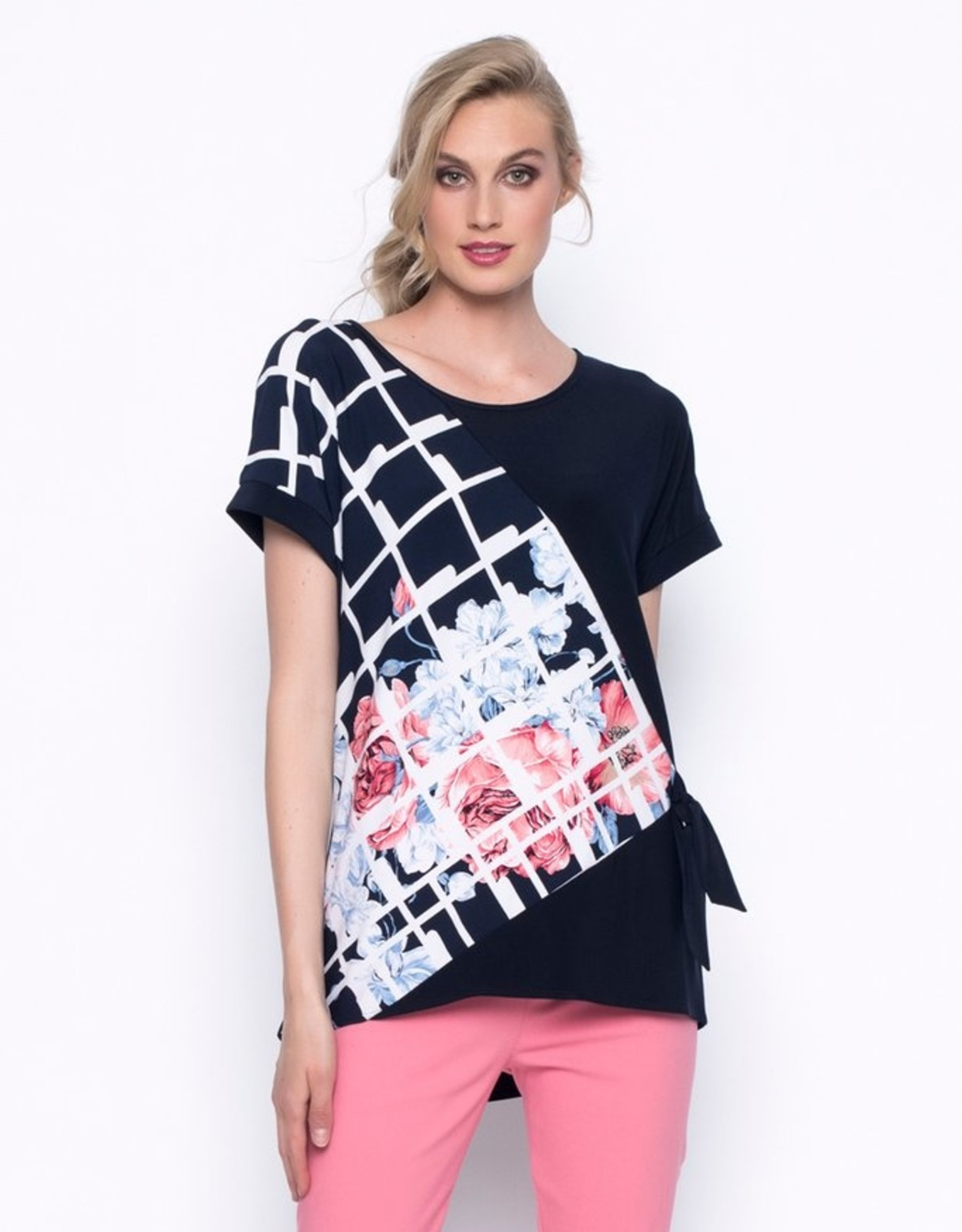 Solid Combined Asymmetrical Top