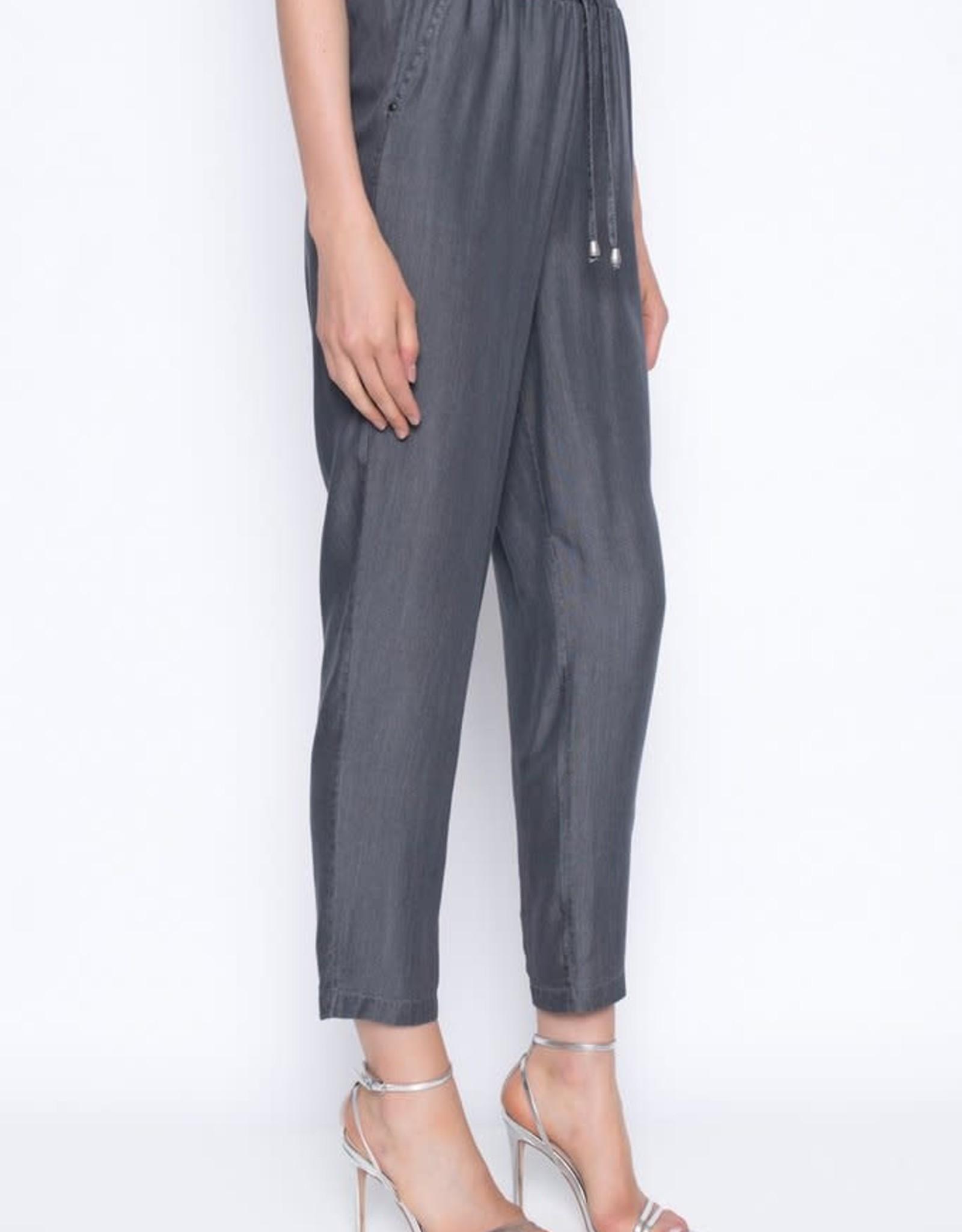 Pull-On Slim Pants