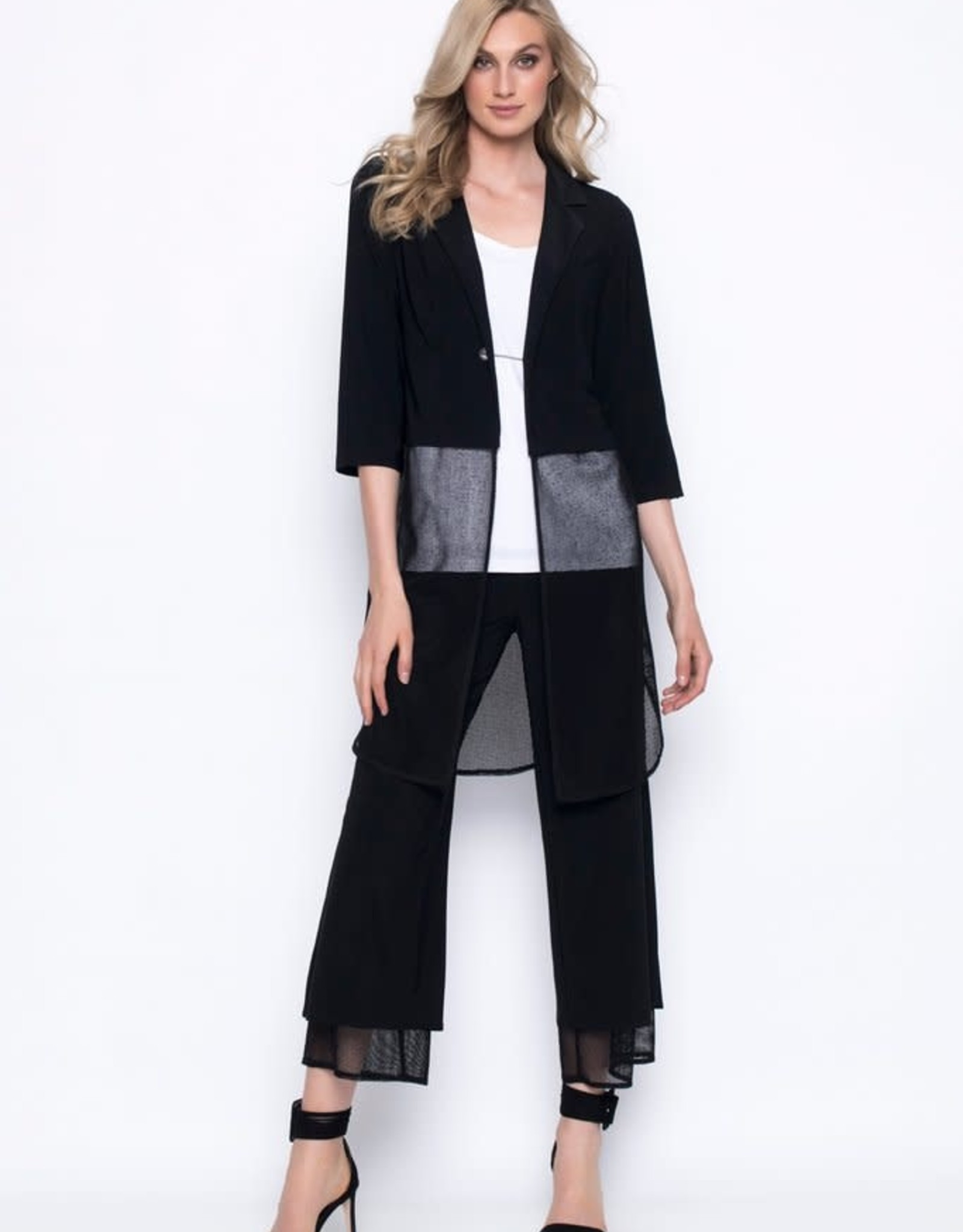 Multi Wear 3/4 Sleeve Blazer