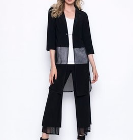 Multi Wear 3/4 Sleeve Blazer
