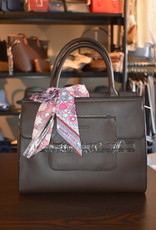 Satchel with Ribbon