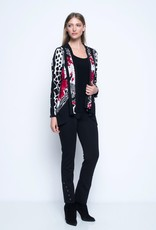 Open Front Panelled Jacket