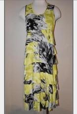 Multi Layered Sleeveless Dress