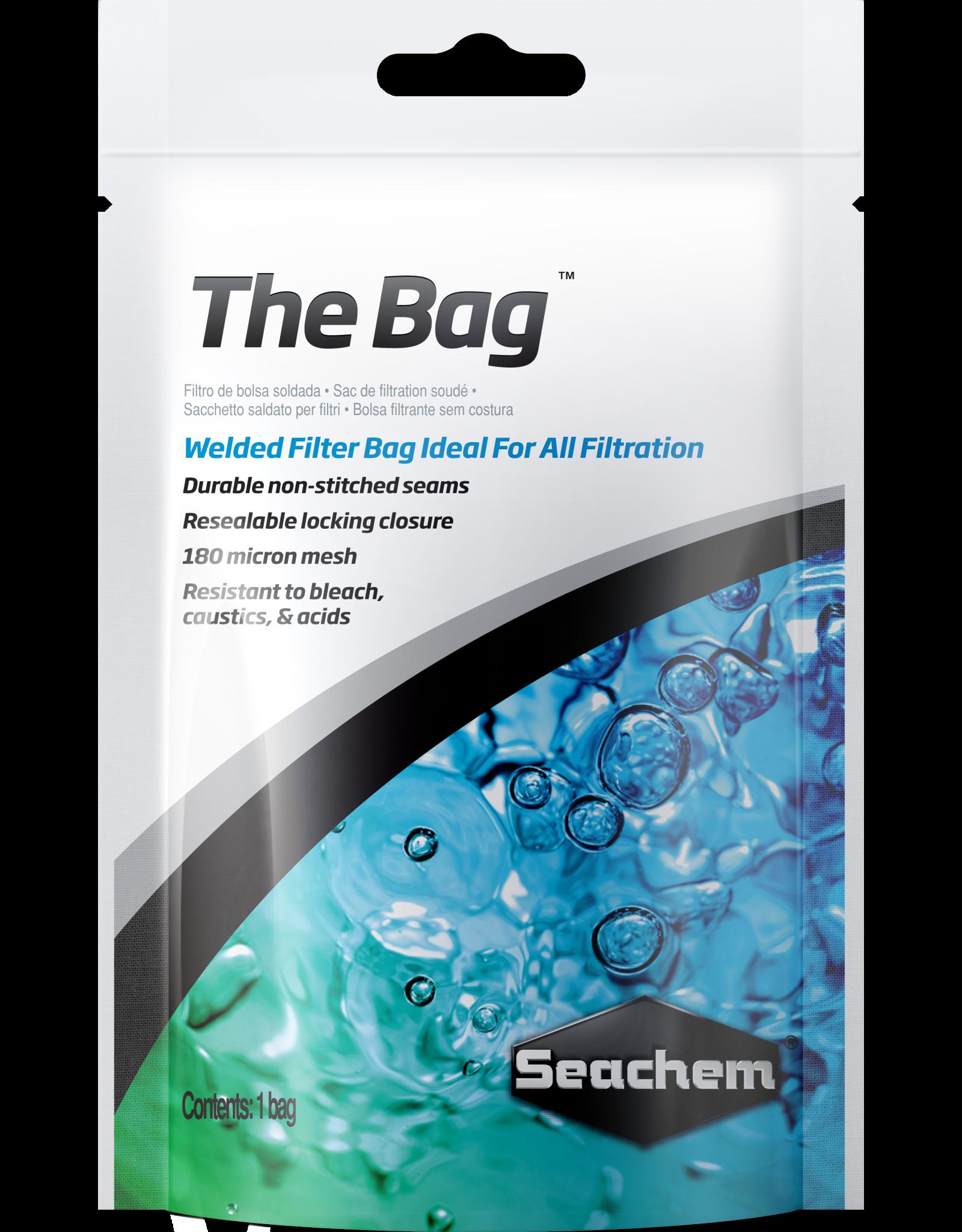 """Seachem SEACHEM """"The Bag"""" Filter Bag"""
