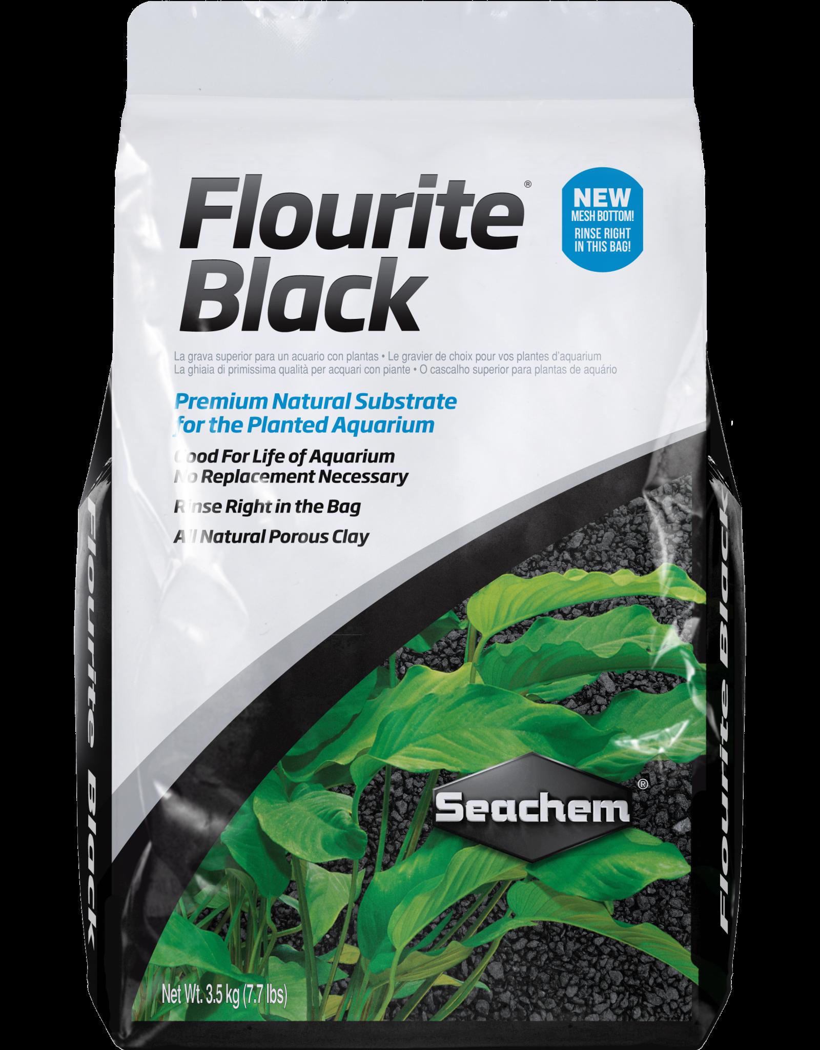 Seachem SEACHEM Flourite Black Gravel