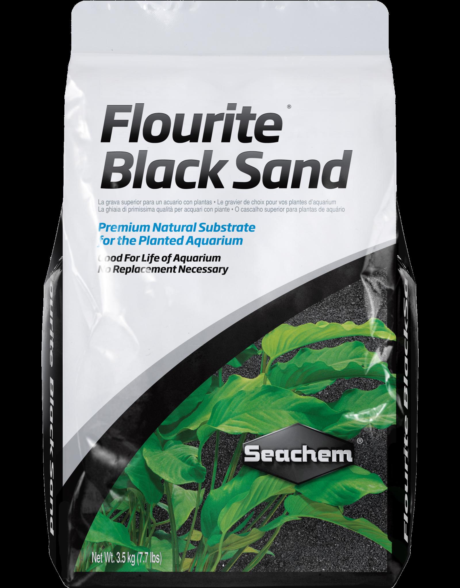 Seachem SEACHEM Flourite Black Sand
