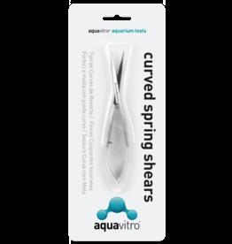 Aquavitro AQUAVITRO Curved Spring Shears 15cm
