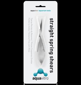 Aquavitro AQUAVITRO Straight Spring Shears 15cm