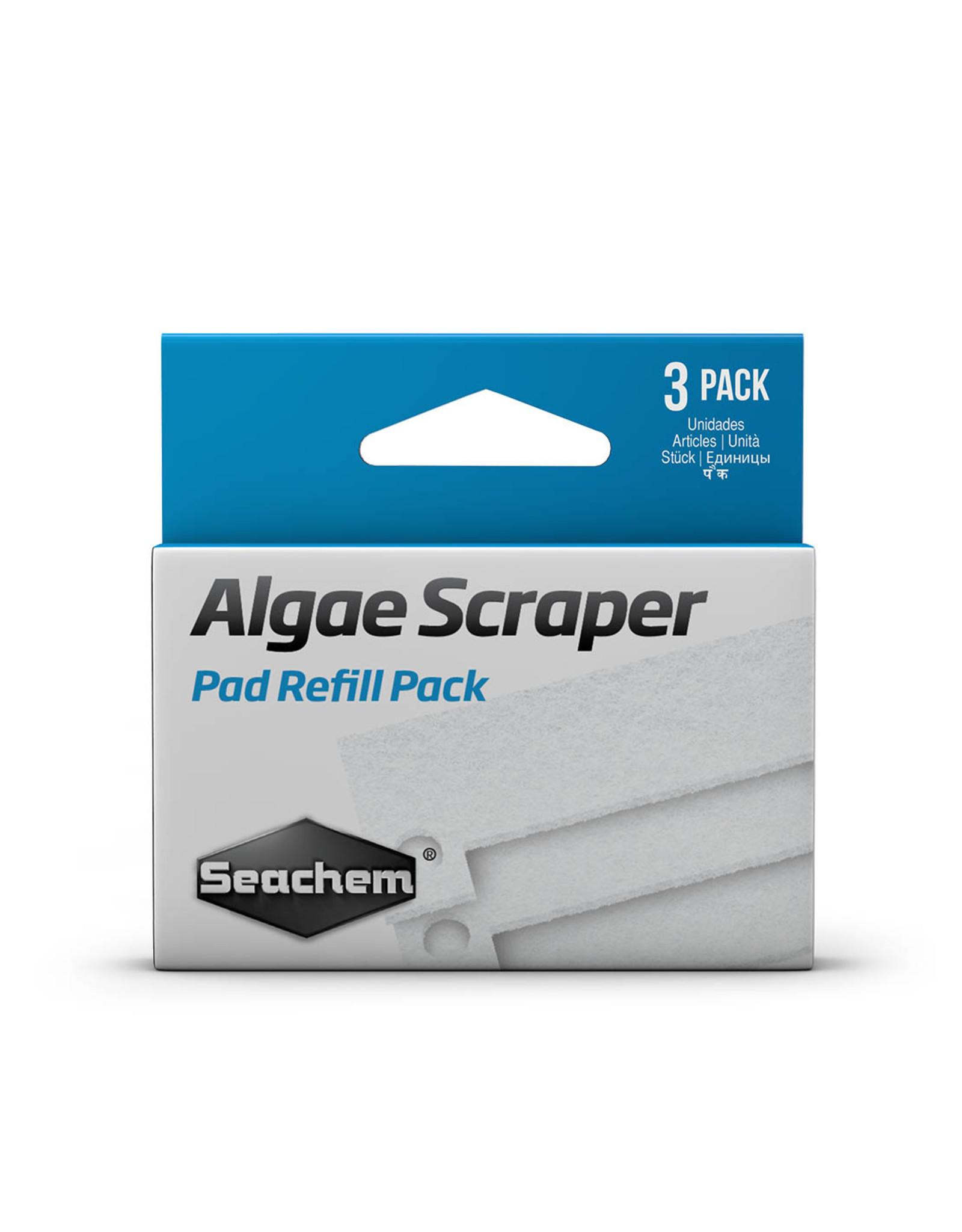 Seachem SEACHEM Algae Scraper Pad Refill 3 Pack
