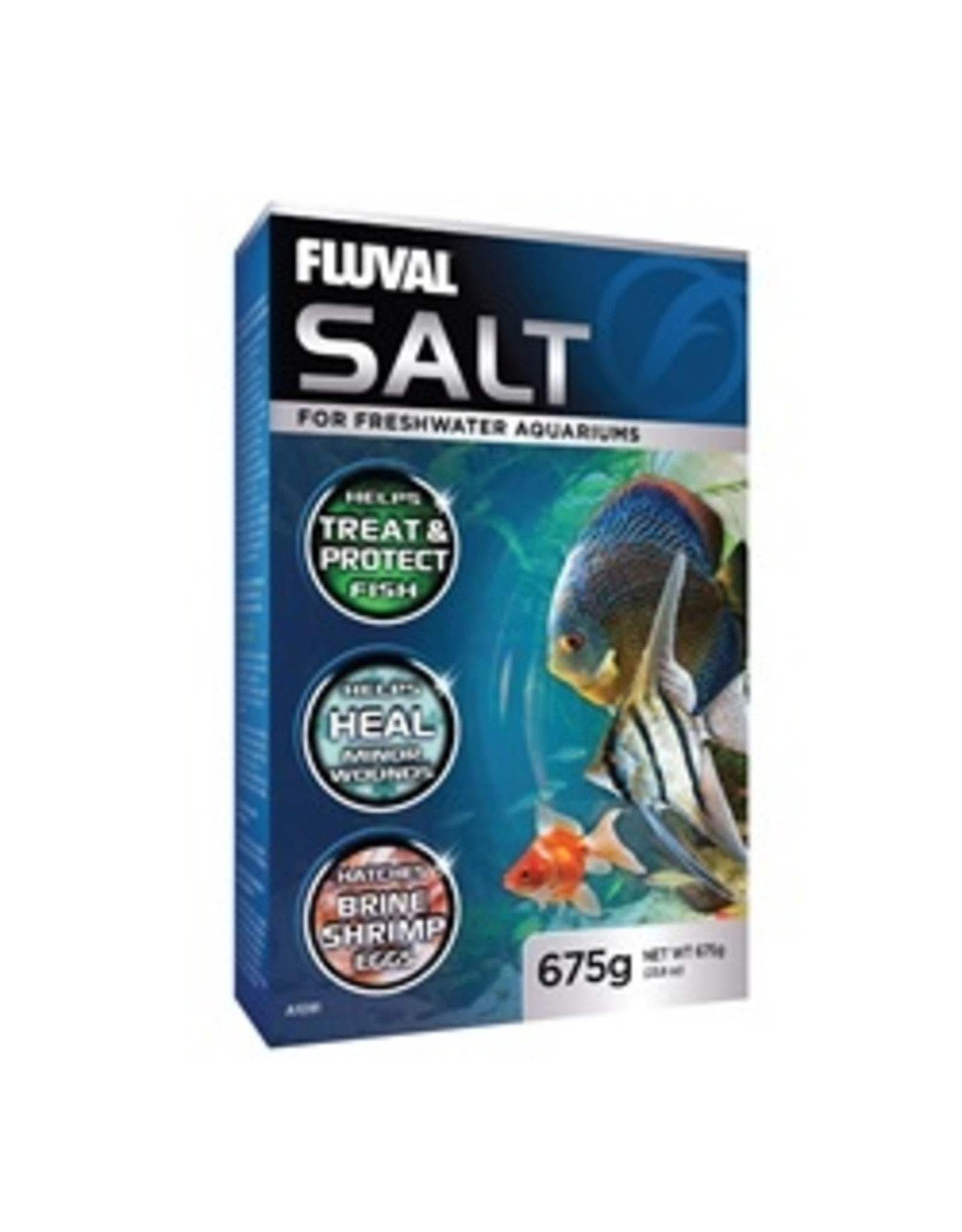 Fluval FLUVAL Aquarium Salt 675g