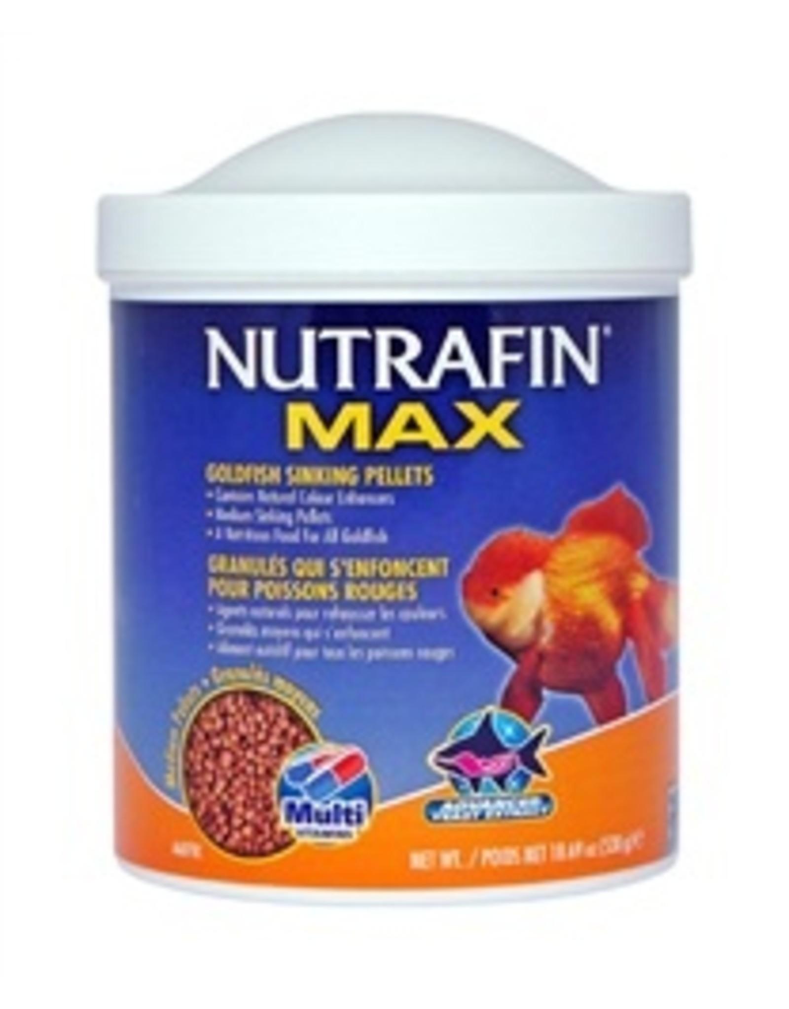 NutraFin NUTRAFIN Max Goldfish Sinking Pellets Medium