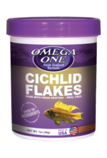 Omega One Food OMEGA ONE Cichlid Flakes