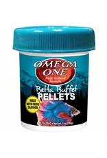 Omega One Food OMEGA ONE Betta Buffet Pellets 1oz