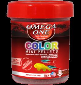 Omega One Food OMEGA ONE Colour Mini Pellets