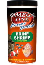 Omega One Food OMEGA ONE Freeze Dried Brine Shrimp