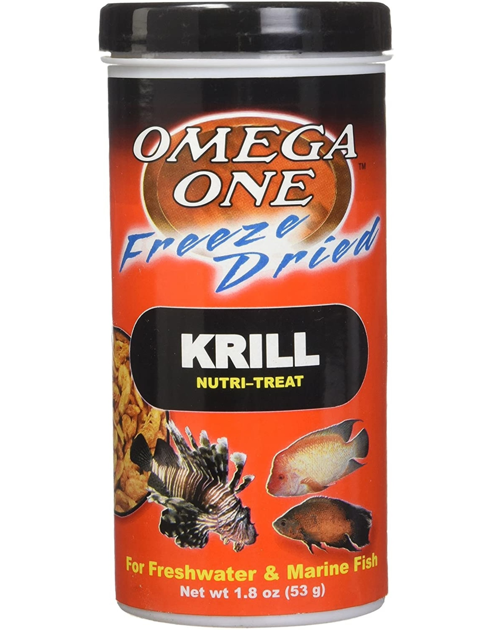 Omega One Food OMEGA ONE Freeze Dried Krill