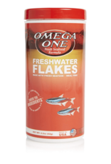 Omega One Food OMEGA ONE Freshwater Flakes