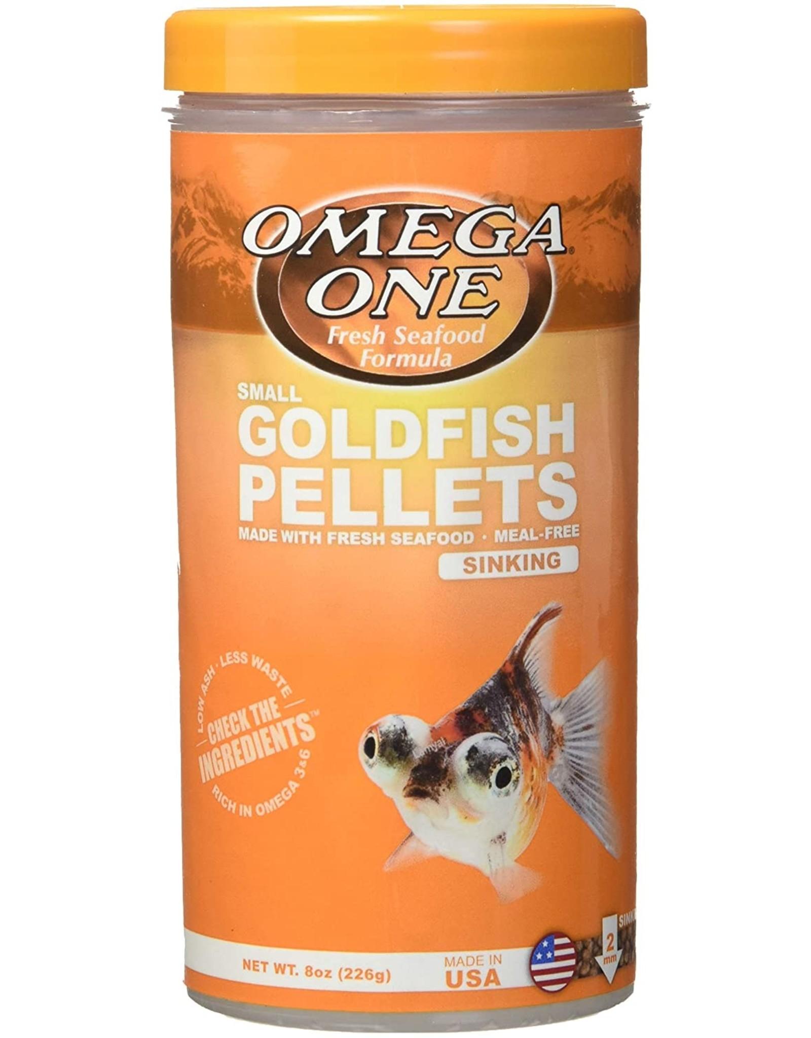 Omega One Food OMEGA ONE Goldfish Pellets