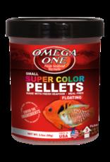Omega One Food OMEGA ONE Super Colour Small Floating Pellets