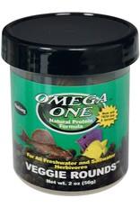 Omega One Food OMEGA ONE Veggie Rounds