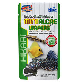 Hikari Sales USA, Inc. HIKARI Tropical Algae Wafers Mini