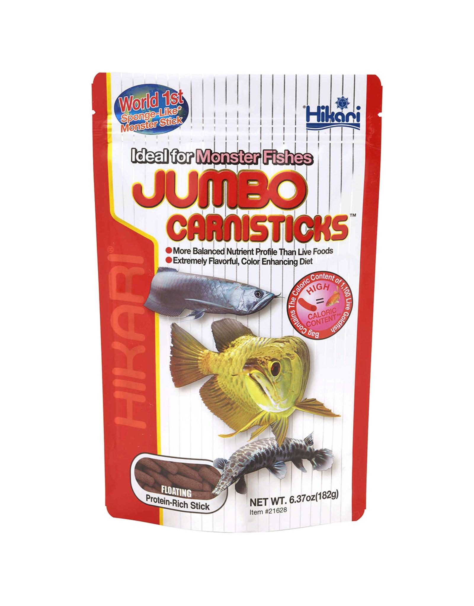 Hikari Sales USA, Inc. HIKARI Tropical Carnisticks Jumbo 6.37oz