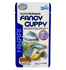 Hikari Sales USA, Inc. HIKARI Tropical Fancy Guppy Micro Food .77oz
