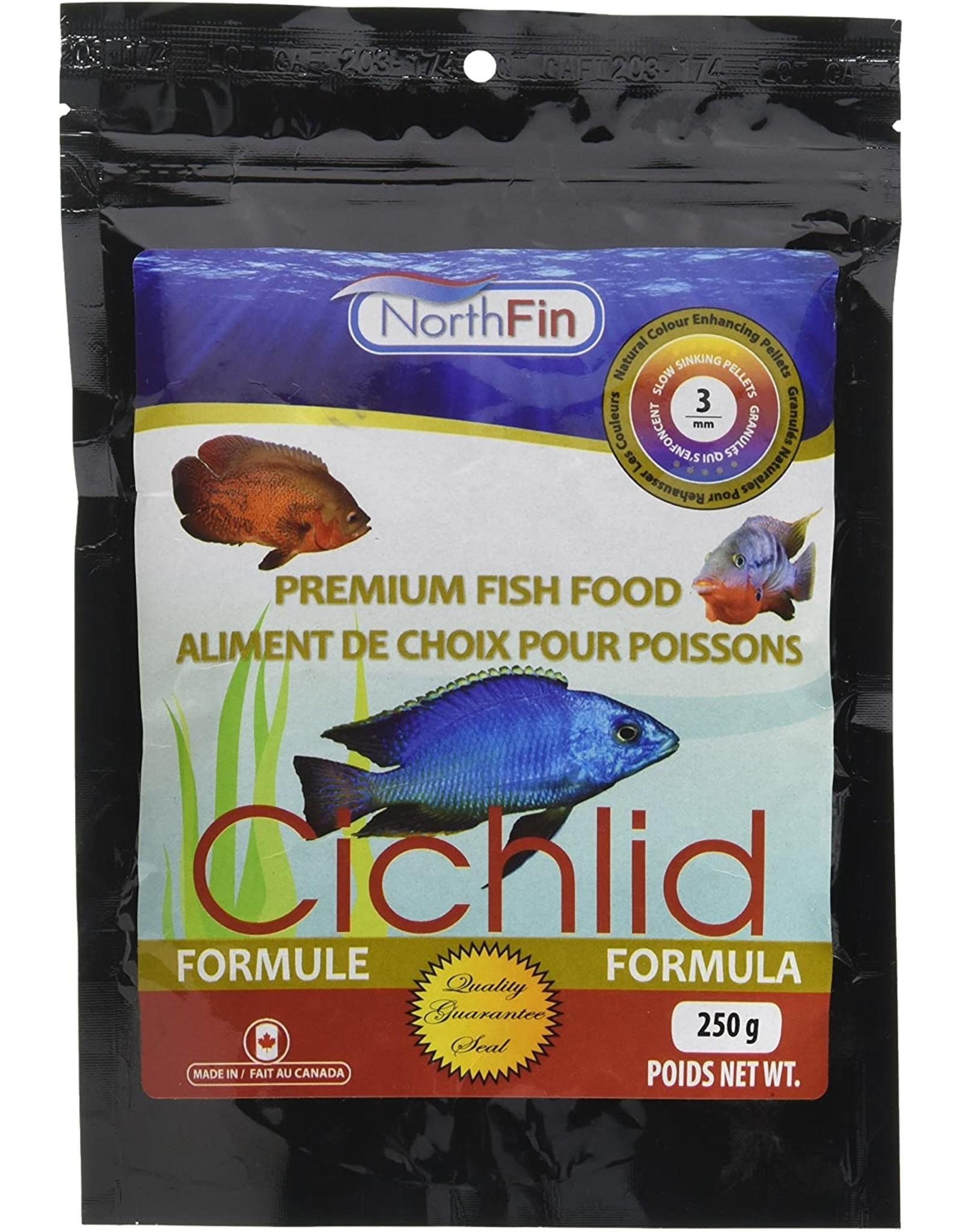 Northfin NORTHFIN Cichlid Formula Pellets 3mm