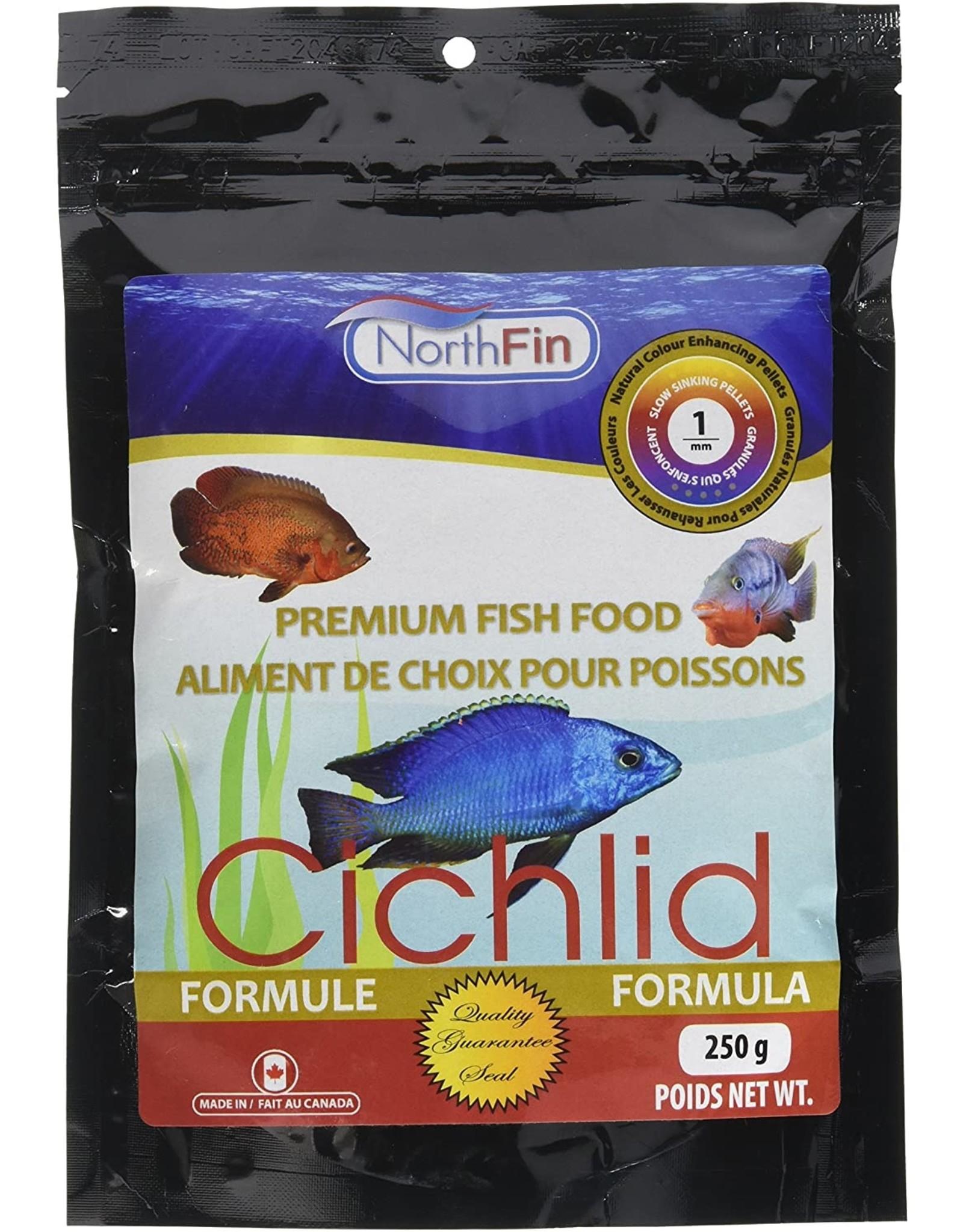 Northfin NORTHFIN Cichlid Formula Pellets 1mm