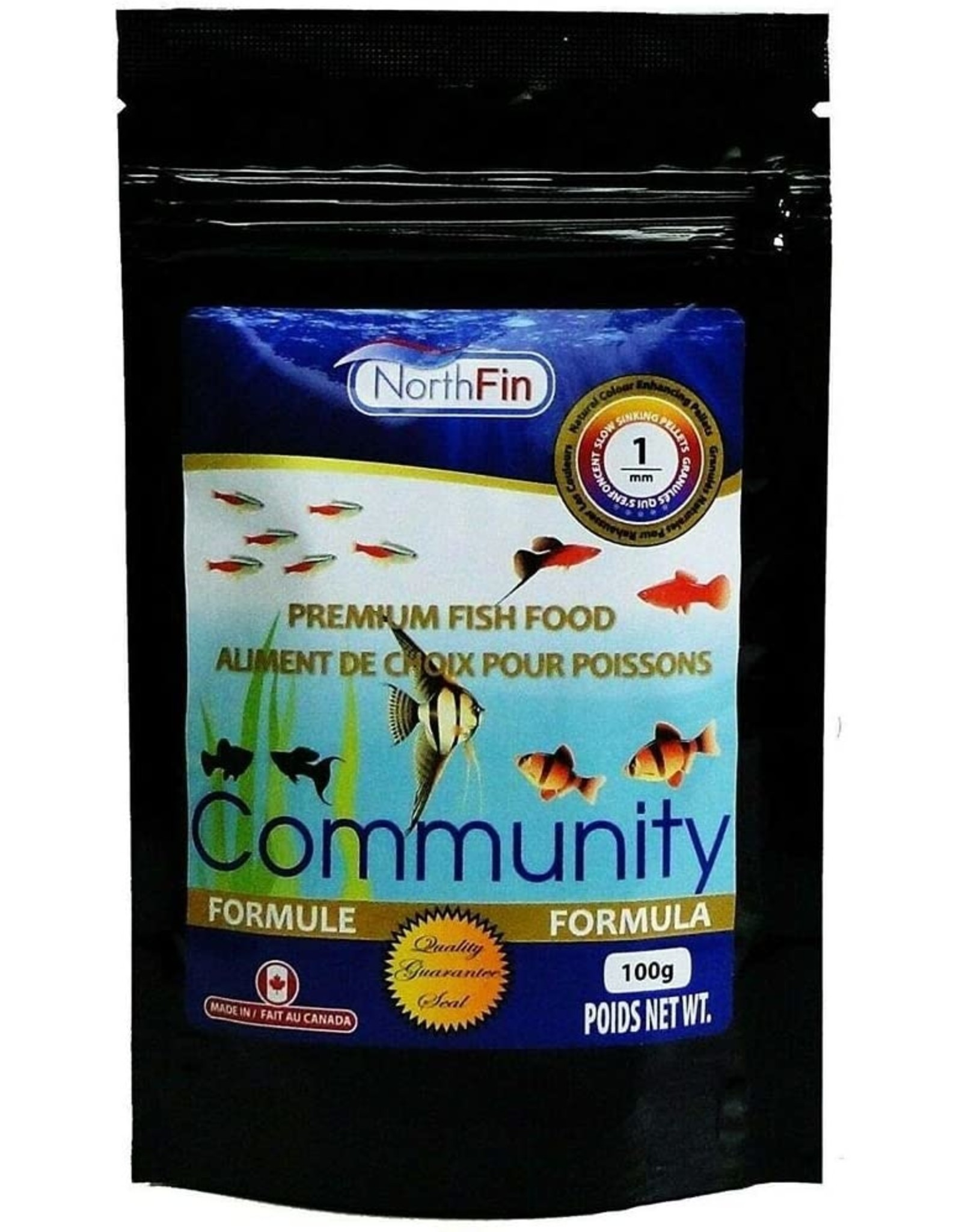 Northfin NORTHFIN Community Formula 1mm Pellets