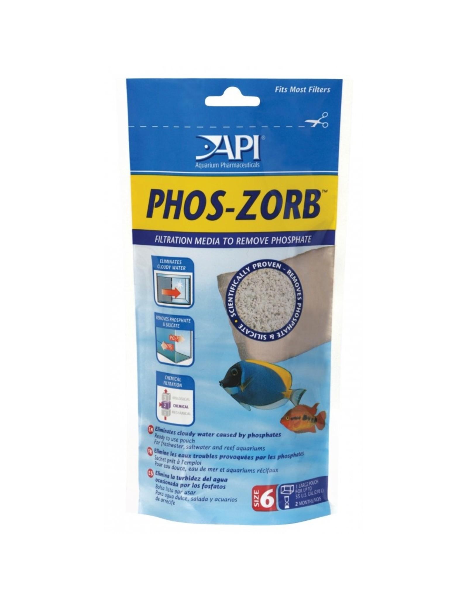 API Products API Phos-Zorb 5.25oz