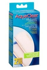 Aquaclear AQUACLEAR Quick Filter Cartridge Only 2 Pack