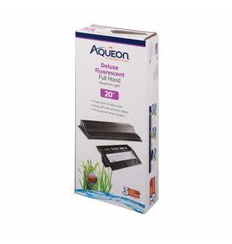 Aqueon AQUEON Deluxe Hood w/ Fluorescent Bulb