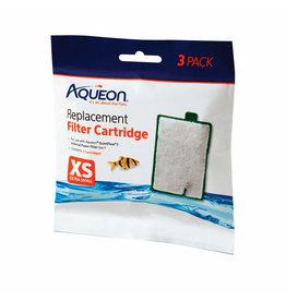 Aqueon AQUEON Filter Cartridge 3 Pack XSmall