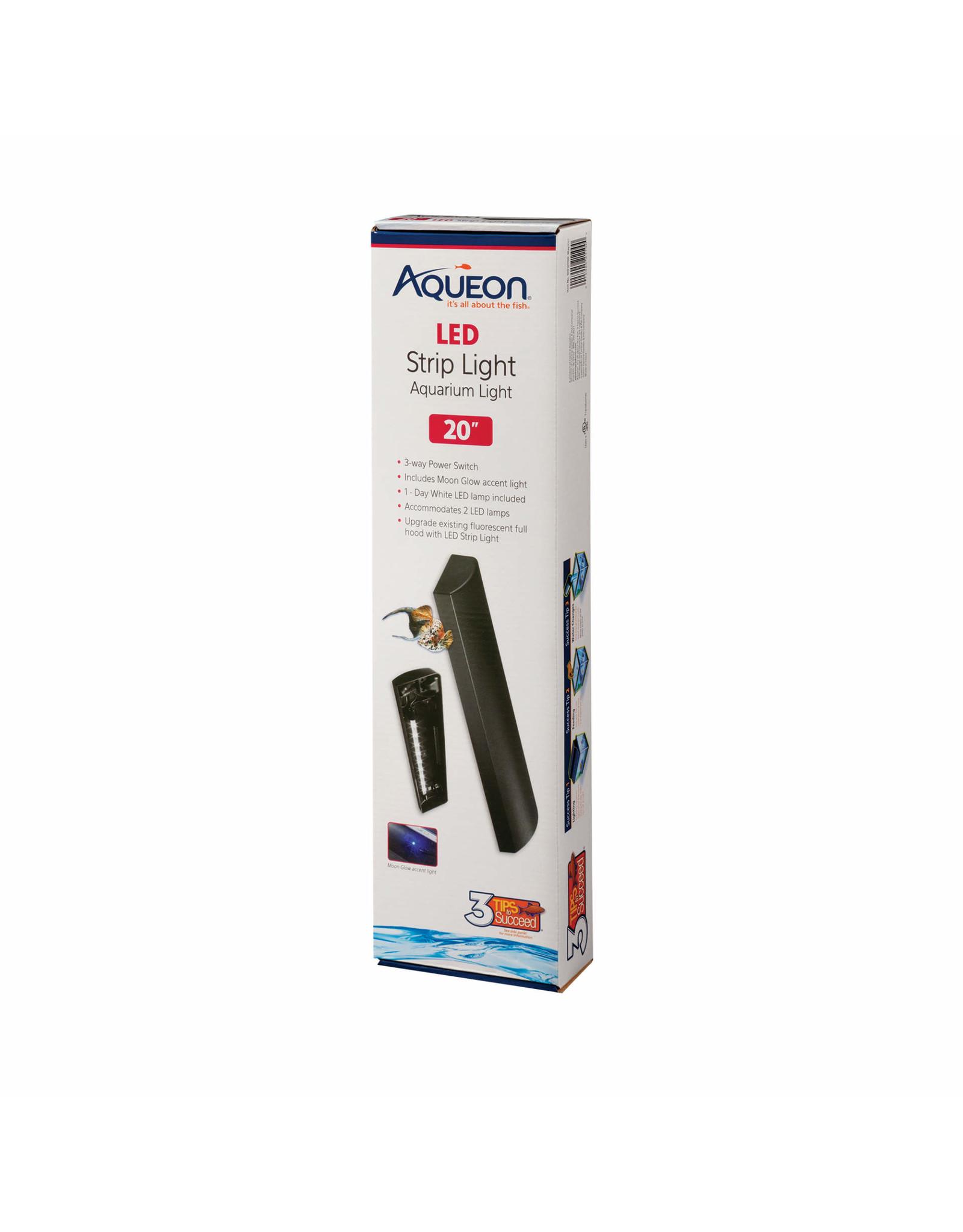 Aqueon AQUEON LED Strip Light Black